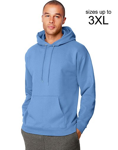 Hanes Men's Ultimate Cotton Heavyweight Pullover Hoodie Caro
