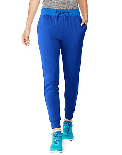 Hanes Sport3; Women's Performance Fleece Jogger Pants With P