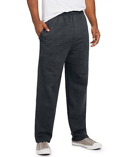 Hanes ComfortSoft3; EcoSmart Men's Fleece Sweatpants Slate H