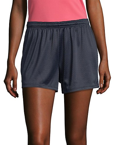 Click here for Hanes Sport3; Womens Mesh Shorts Navy S prices
