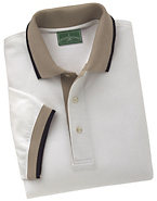 Outer Banks by Hanes Men's Cotton Pique Polo