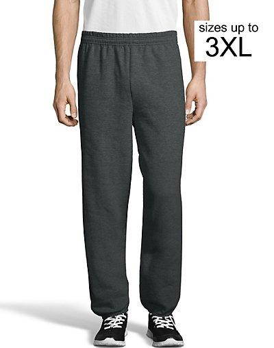comfortblend ecosmart sweatpants charcoal heather