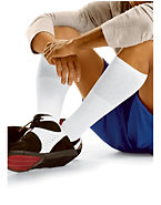 Hanes Men's Over the Calf Tube Socks 10-Pack