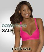 Barely There Bra Sale