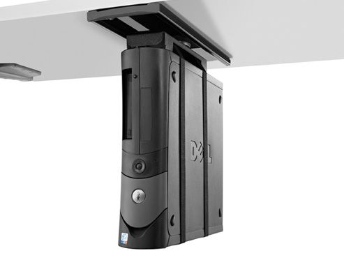 slides swivels and supports if your desktop computer cpu is taking up