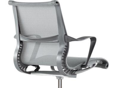 slate grey setu chair setu chair office chairs chairs herman miller official store