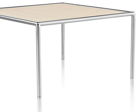 Full Round Metal Table