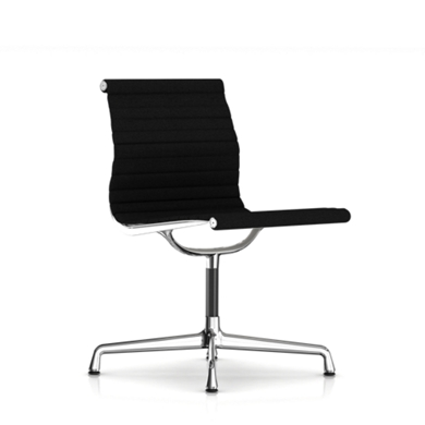 Eames Aluminum Group Side Chair - Office Chairs - Chairs - Herman ...