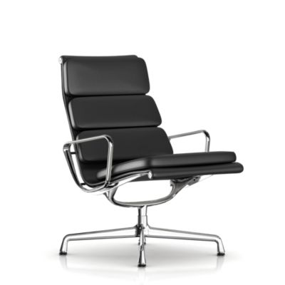 Eames Soft Pad Lounge Chair eames soft pad lounge chair - lounge & living - chairs - herman