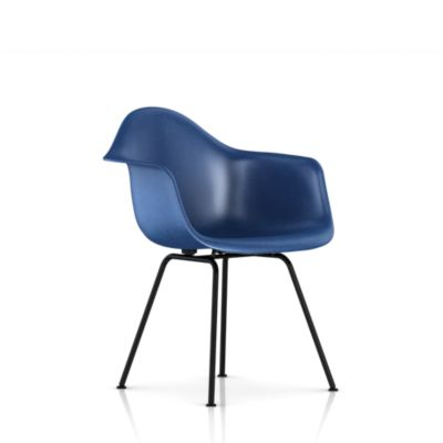 Eames Molded Fiberglass Armchair Lounge Living Chairs