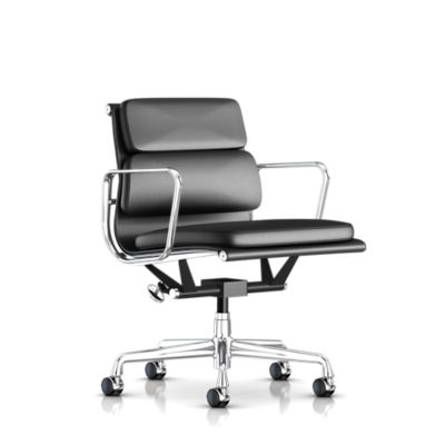 eames soft pad management chair executive chairs herman miller official store
