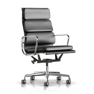 Eames Soft Pad Executive Chair - Executive Chairs - Chairs ...