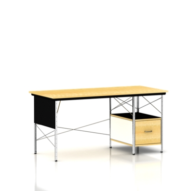 Quick Ship Eames Desk By Herman Miller Yliving