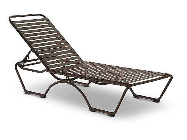 Kahana Strap Chaise Lounge Hom Furniture