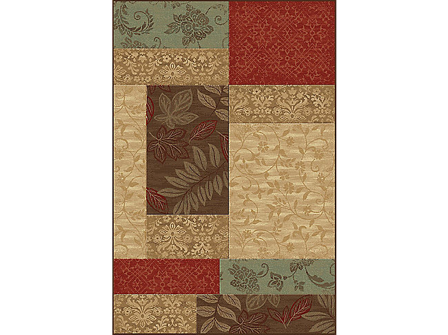 "5'3"" X 7'3"" Charisma Multi By World Rug Traders"