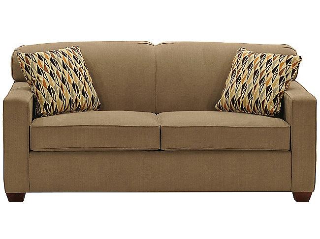 Hom Furniture Rugs Gillis Full Size Sofa Sleeper   HOM Furniture