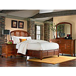 HOT BUY!  Mission Revival Queen Bed