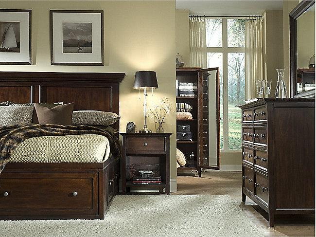 spencer king bedroom suite