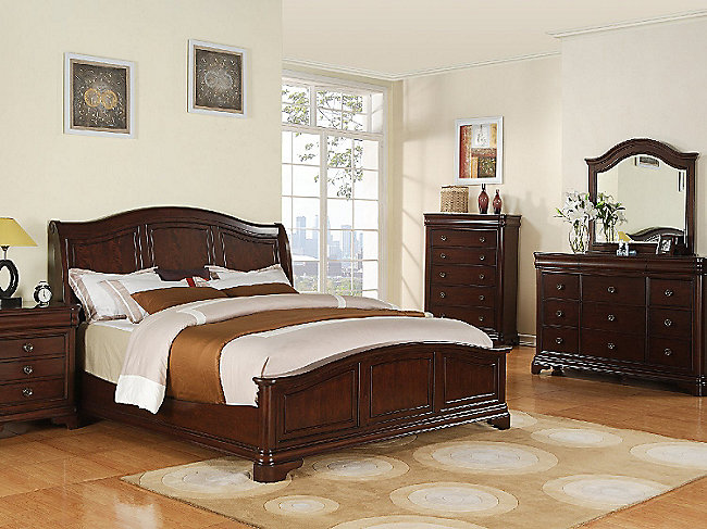 Cameron Queen Bedroom Suite HOM Furniture