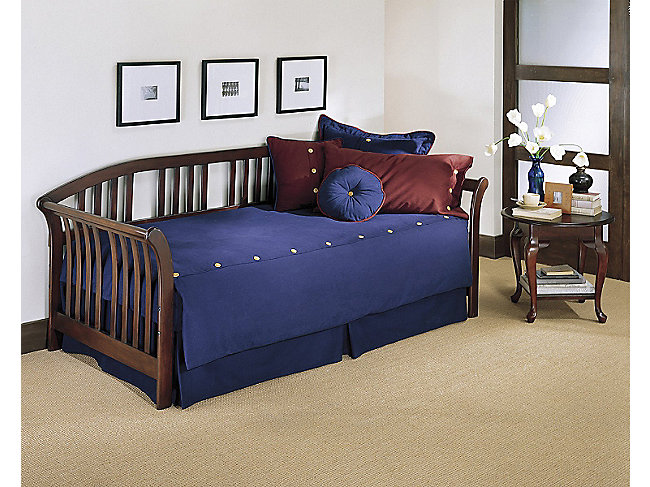 Sleep Concepts Mattress Futon Factory Amish Rustics: Salem Cherry Daybed Frame