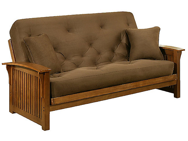 Hastings Queen Futon Frame | HOM Furniture
