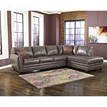 Rapper 2-Piece Modular Sectional