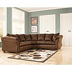 "Almath 2 Piece Sectional ""Cafe"""