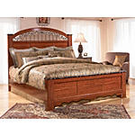 Fairbrooks Queen Poster Bed