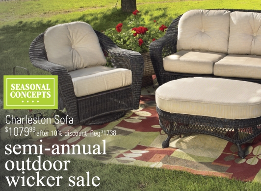 Charleston Sofa now only $1079.99!