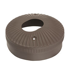 Angled Ceiling Mount, Chestnut Brown-22170
