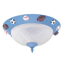 Boy's Room Sports Dual Use Light Kit-22380
