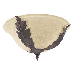 Bowl Light Kit with Leaf Accents-22735