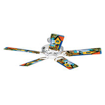 Summer Breeze Sandcastle Blades-23727