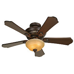 Roman Bronze Ceiling Fan with Light-27924