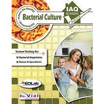 Bacteria Screen Check -30452