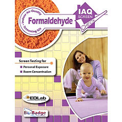 Formaldehyde Screen Check-30453