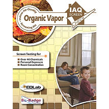 Organic Vapor Screen Check-30454