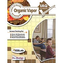 Organic Vapor Screen Check-30454