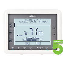 Universal Programmable MAX: 7 Day Touchscreen 											-44905