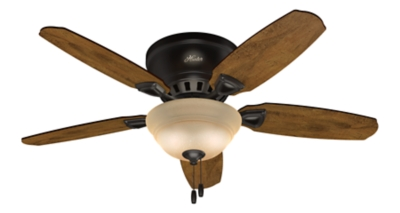 "Louden Low Profile™ - 46"" Ceiling Fan"