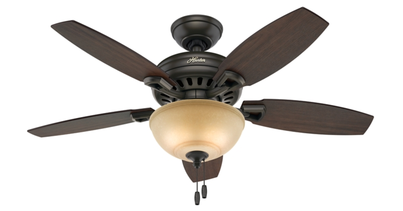 44 Quot Bronze Brown Ceiling Fan Holden 51064 Hunter Fan