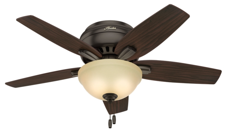 42 Quot Bronze Brown Ceiling Fan Newsome 51081 Hunter Fan
