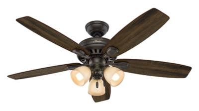 52 Quot Bronze Brown Ceiling Fan Highbury 52006 Hunter Fan