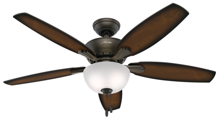 52 Quot Bronze Brown Ceiling Fan Bowmore 52221 Hunter Fan