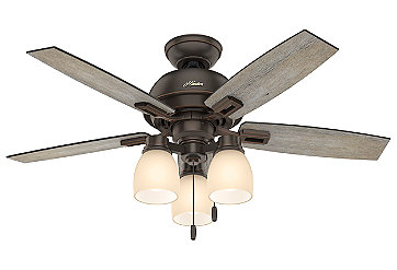 Donegan Bowl Light in addition Large Silver Cross Pendant in addition Threshold as well  on hunter low profile ceiling fans
