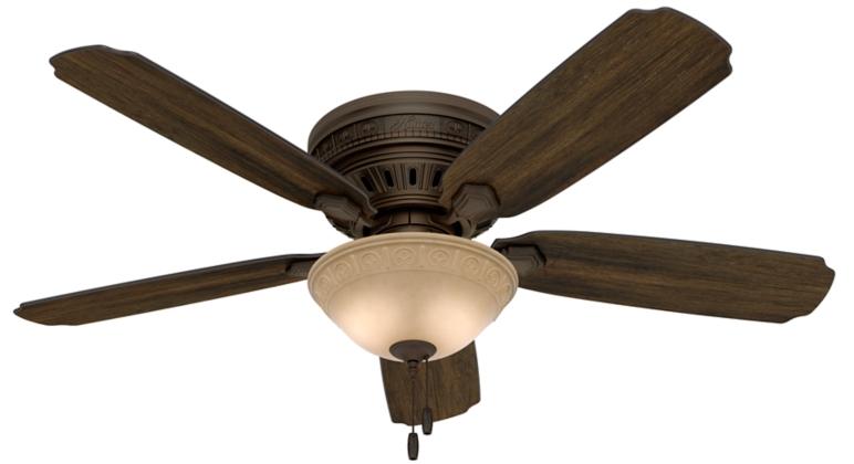 52 Quot Bronze Brown Ceiling Fan Palatine 53014 Hunter Fan