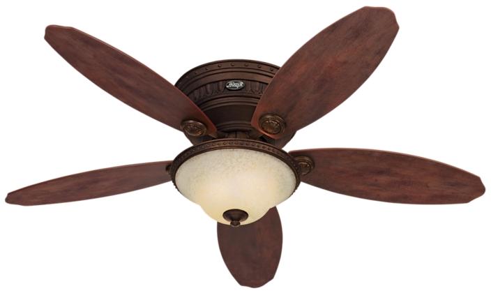 52 Quot Bronze Brown Ceiling Fan Avignon 53207 Hunter Fan