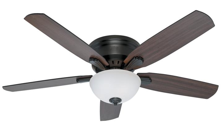 52 Quot Bronze Brown Ceiling Fan Princeton 53270 Hunter Fan