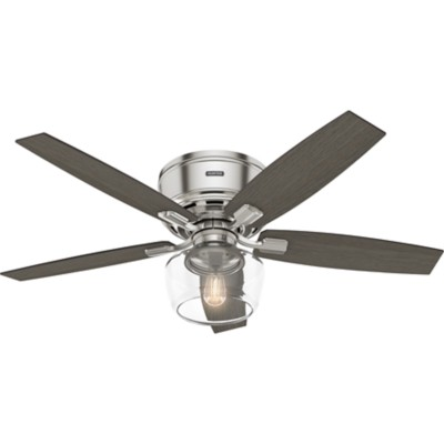 Bennett Low Profile With Light 52 Inch Ceiling Fan