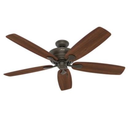 60 Quot Bronze Brown Ceiling Fan Regalia 54044 Hunter Fan